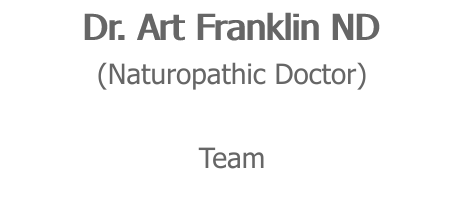 Dr. Art Franklin ND